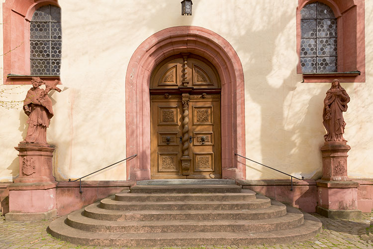 1 Kirchenportal
